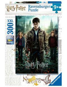 Puzzle Batalla de Hogwarts 300 piezas - Harry Potter