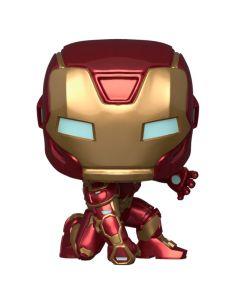 Funko Pop! Iron Man (2020 video game) - Los Vengadores