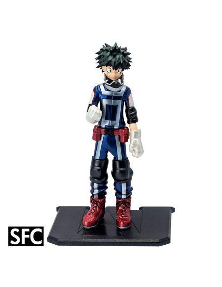 Figura Izuku Midoriya efecto Metalizado - My Hero Academia