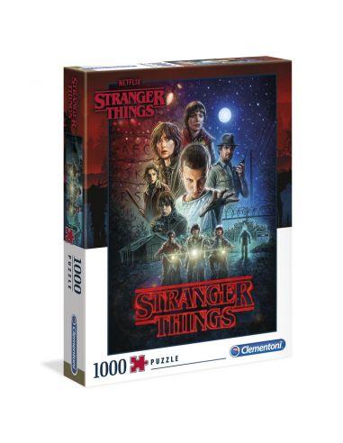 Puzzle Stranger Things -  Primera Temporada