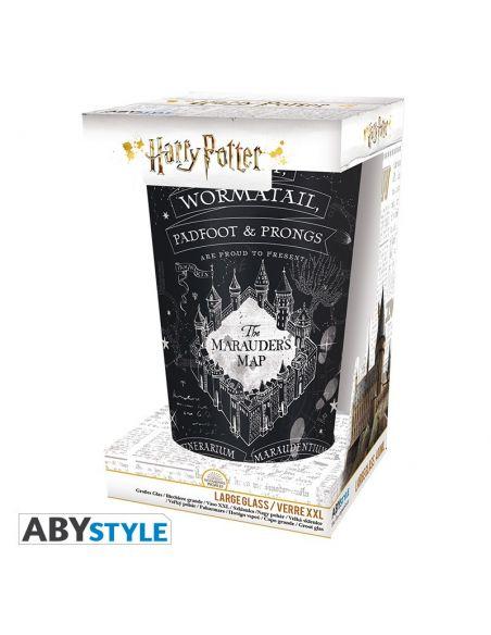 Vaso Mapa del Merodeador 400 ml- Harry Potter