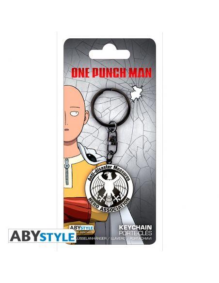Llavero Asociación de Héroes - One Punch Man