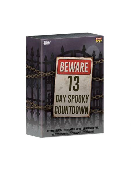 Calendario de adviento 13 Day Spooky Countdown Pocket POP!