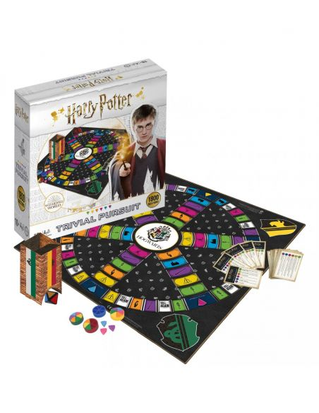 Trivial Harry Potter Castellano - Harry Potter