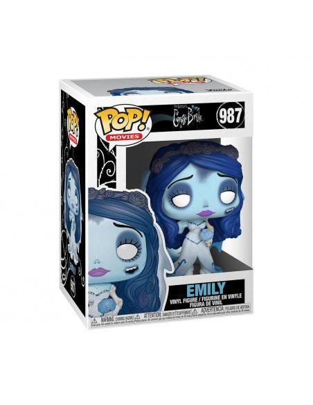 Funko Pop! Emily 987 - La Novia Cadáver