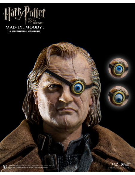 "Figura Alastor Moody ""Ojoloco Moody"" - Star Ace - Harry Potter"