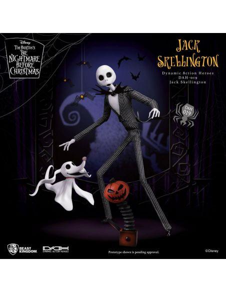 Figura Jack Skellington 21 cm - Pesadilla antes de Navidad