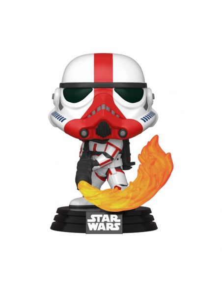 FUNKO POP! Incinerator Stormtrooper 350 - The Mandalorian