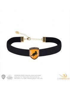 Collar escudo Hufflepuff - Harry Potter
