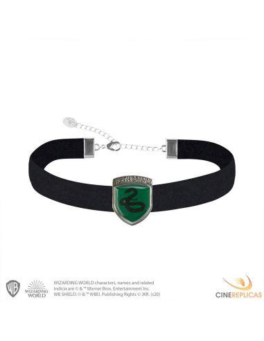 Collar escudo Slytherin - Harry Potter