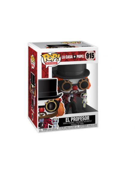 Funko Pop! El Profesor 915 - La Casa de Papel