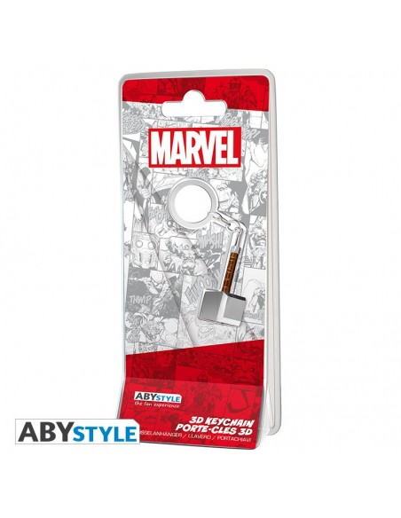 Llavero martillo de Thor - Marvel
