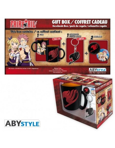 Pack Lucy y Natsu - Fairy Tail