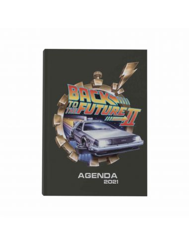 Agenda DeLorean 2021 - Regreso al Futuro