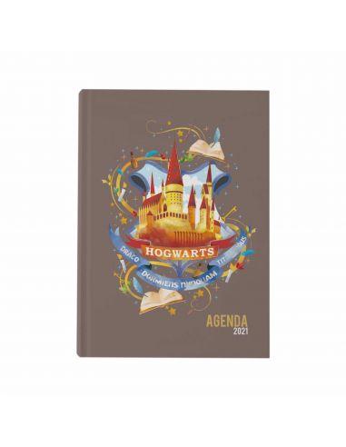 Agenda castillo Hogwarts 2021 - Harry Potter