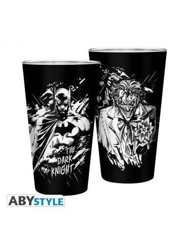 Vaso Batman y Joker XXL - DC Comics