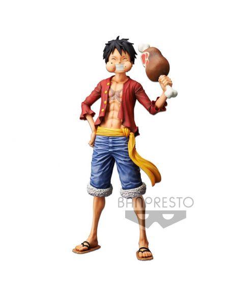 Figura Grandista Nero Monkey D. Luffy 28 cm - One Piece