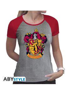 Camiseta Mujer Gryffindor - Harry Potter