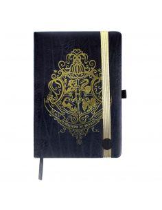 Cuaderno premium escudo Hogwarts - Harry Potter