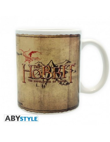 Taza La desolación de Smaug - The Hobbit