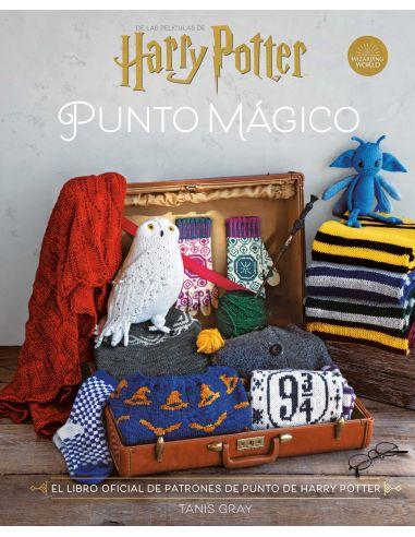 Punto Mágico: Libro oficial de patrones de Harry Potter