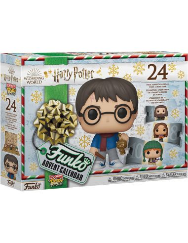 Pocket POP! Calendario de adviento Harry Potter 2020