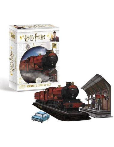Puzzle 3D Hogwarts Express 180 pcs - Harry Potter