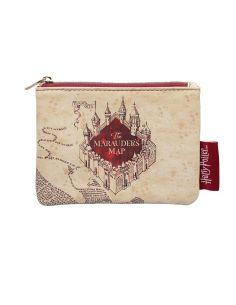 Mini Monedero Mapa del Merodeador - Harry Potter