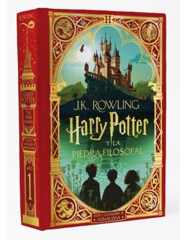 Harry Potter y la Piedra Filosofal - Edición MinaLima - Harry Potter 1