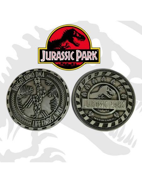 Moneda Mr DNA - Edición Limitada - Jurassic Park