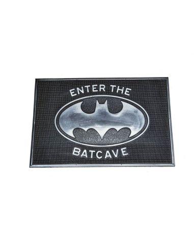 Felpudo caucho Enter The Batcave - Batman