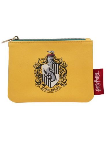 Mini Monedero Hufflepuff - Harry Potter