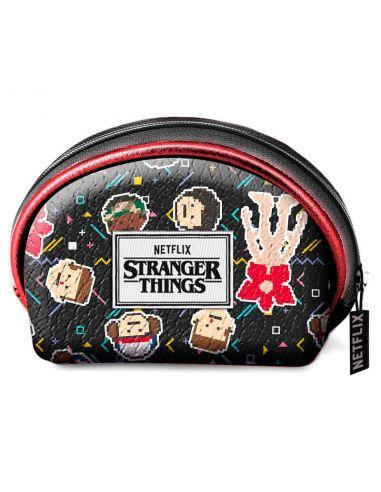 Monedero 8 Bits - Stranger Things