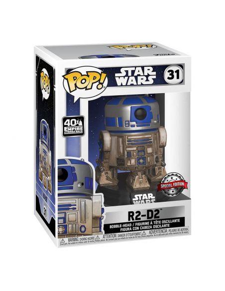 FUNKO POP! R2D2 31 - Edición Especial - Star Wars