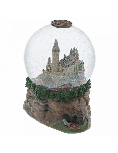 Bola de nieve Castillo Hogwarts - Harry Potter