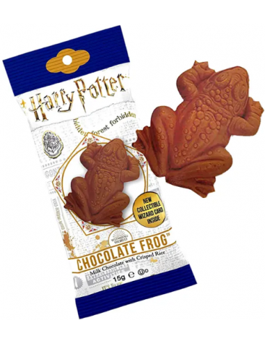 Rana de Chocolate - Harry Potter