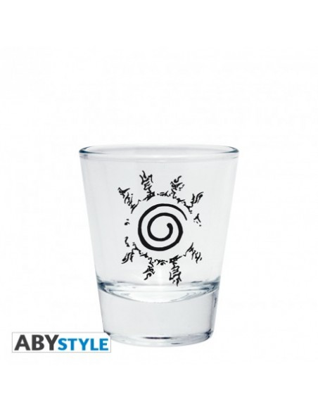 Pack Vasos chupitos logos Naruto
