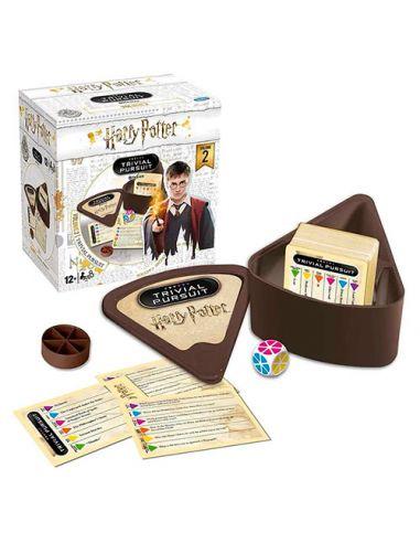 Juego Trivial Pursuit Harry Potter - Castellano