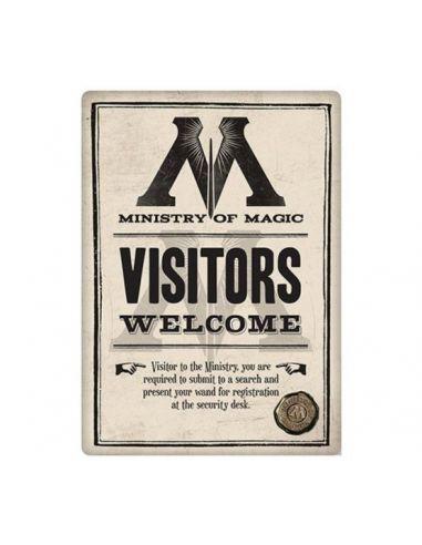 Imán Ministerio de Magia - Harry Potter