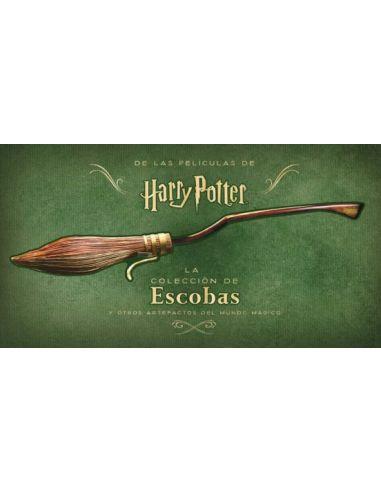 Harry Potter La colección de Escobas y otros Artefactos - Harry Potter