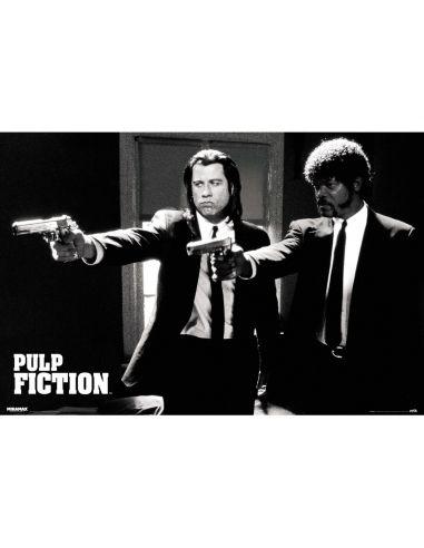 Póster Divine Intervention - Pulp Fiction