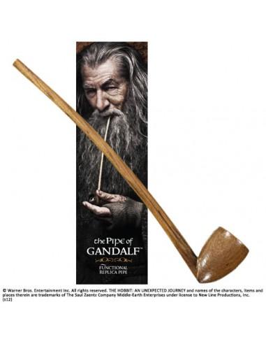 Pipa funcional de Gandalf - El Hobbit