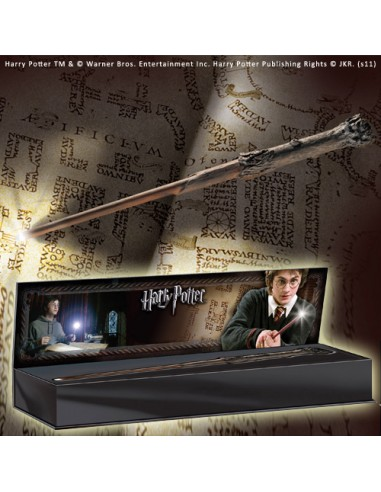 Varita Harry Potter con Luz - Harry Potter