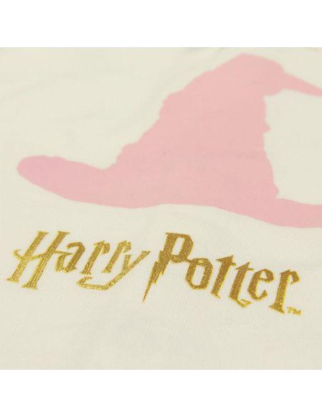 Conjunto Sombrero Seleccionador rosa - Harry Potter