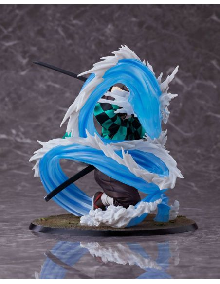 Figura Tanjiro Kamado Constant Flux 19 cm - Demon Slayer