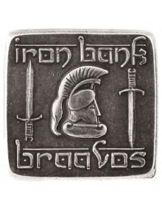Moneda Braavos 1:1 - Juego de Tronos