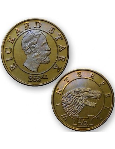 Colección Monedas casas Juego de Tronos