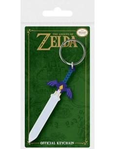 Llavero Espada Maestra - The Legend of Zelda
