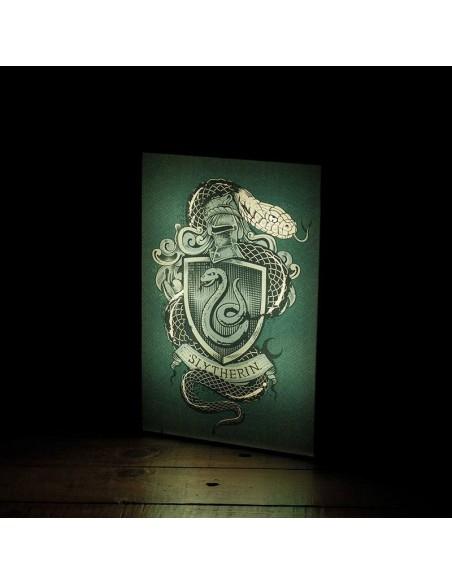Lámpara Luminart Slytherin - Harry Potter