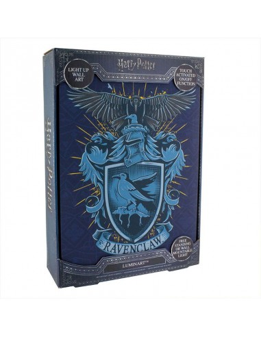 Lámpara Luminart Ravenclaw - Harry Potter